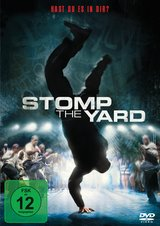 Stomp the Yard (Einzel-DVD) Poster