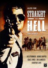 Straight to Hell - Fahr zur Hölle Poster