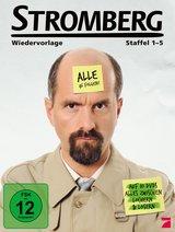 Stromberg - Staffel 1-5 (10 Discs) Poster