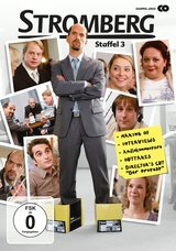 Stromberg - Staffel 3 (2 Discs) Poster