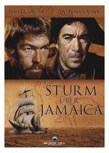 Sturm über Jamaika Poster