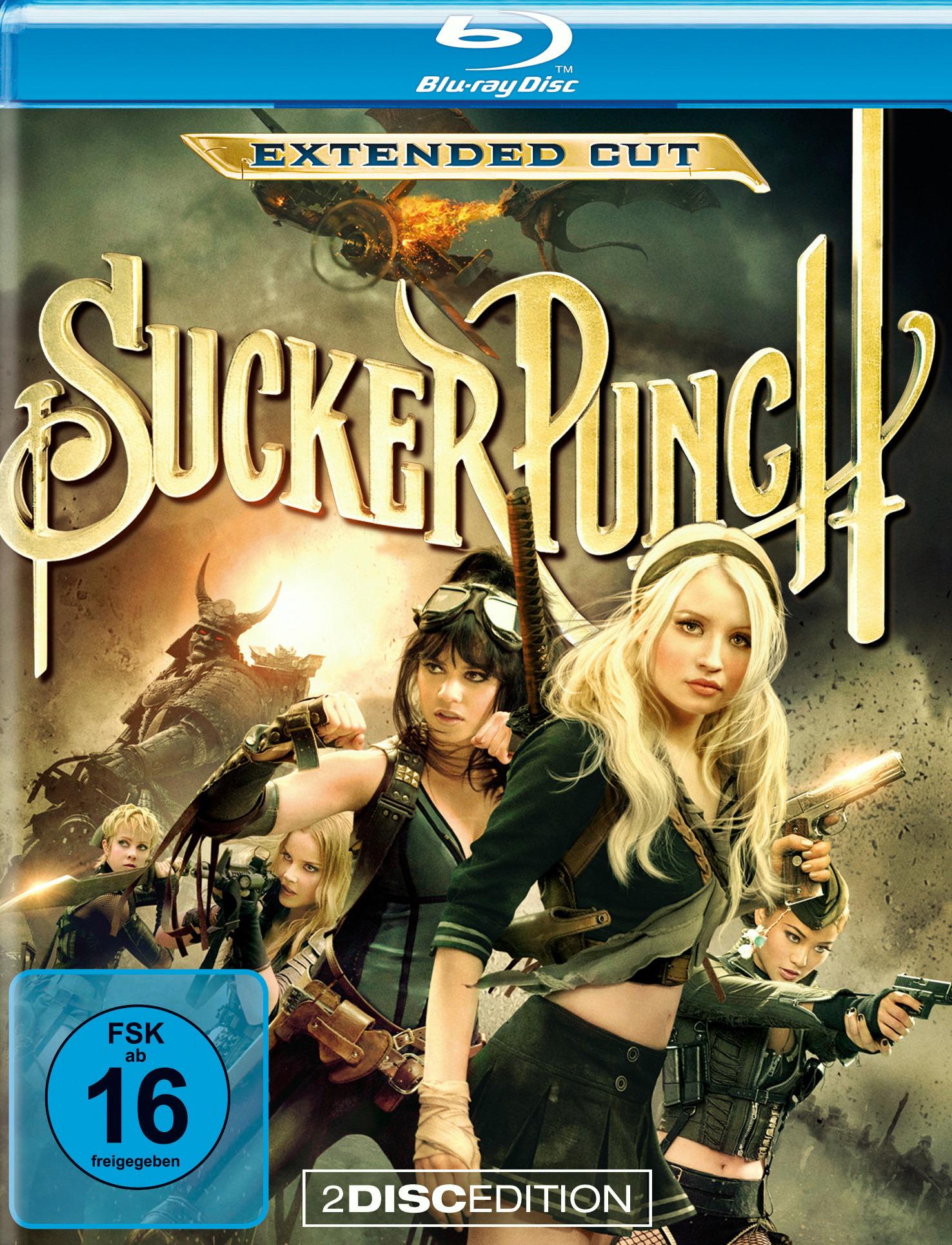 Sucker Punch (Extended Cut) Poster