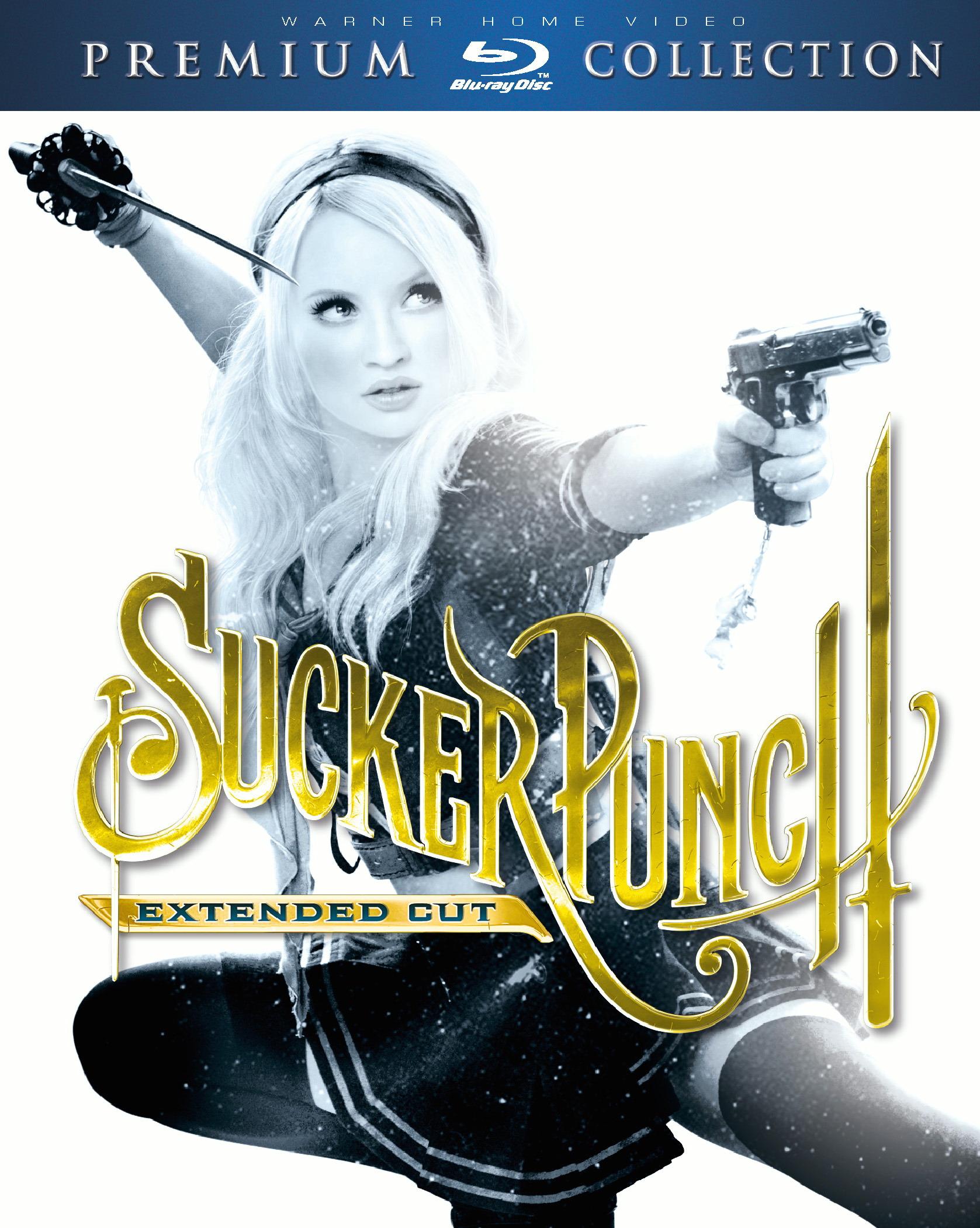 Sucker Punch Poster