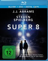 Super 8 (+ DVD, inkl. Digital Copy) Poster