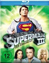 Superman III - Der stählerne Blitz Poster