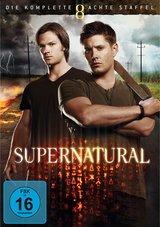 Supernatural - Die komplette achte Staffel (6 Discs) Poster