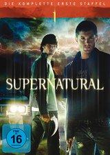 Supernatural - Die komplette erste Staffel (6 DVDs) Poster