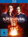 Supernatural - Die komplette fünfte Staffel (4 Discs) Poster