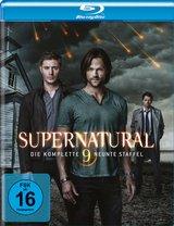 Supernatural - Die komplette neunte Staffel Poster