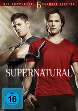 Supernatural - Die komplette sechste Staffel (6 Discs) Poster