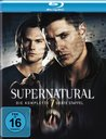 Supernatural - Die komplette siebte Staffel (4 Discs) Poster