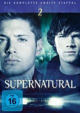 Supernatural - Die komplette zweite Staffel (6 DVDs) Poster