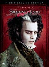Sweeney Todd - Der teuflische Barbier aus der Fleet Street (2 DVDs) Poster