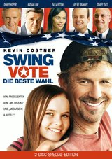 Swing Vote - Die beste Wahl (Special Edition, 2 DVDs) Poster