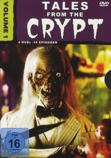 Tales from the Crypt - Volume 1 (4 Discs) Poster