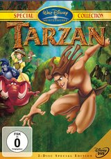 Tarzan (Special Edition, 2 DVDs) Poster