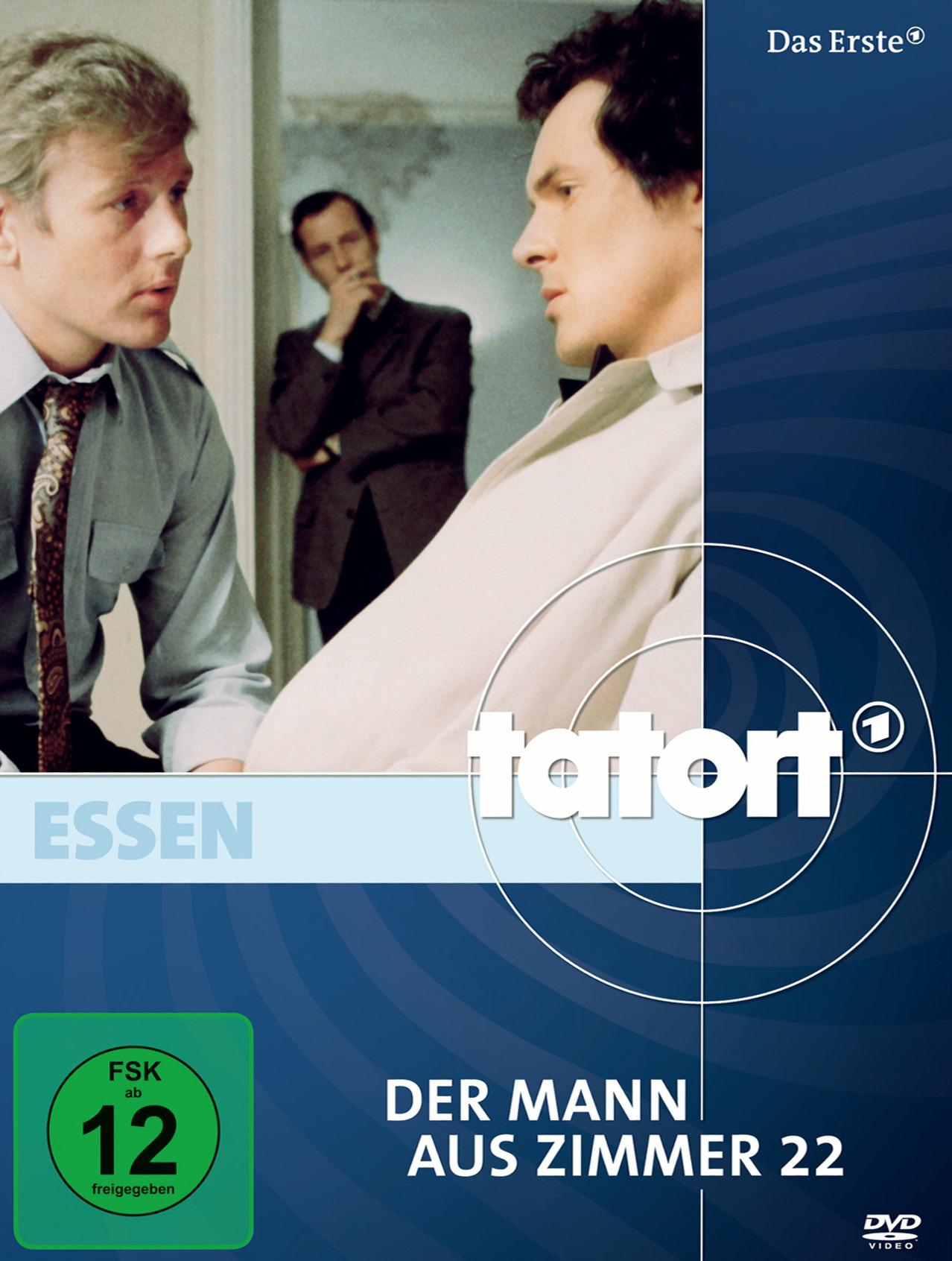 Tatort: Der Mann aus Zimmer 22 Poster