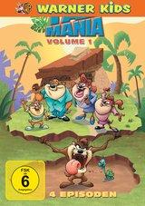 Taz-Mania Volume 1 Poster