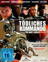 Tödliches Kommando - The Hurt Locker (Steelbook) Poster