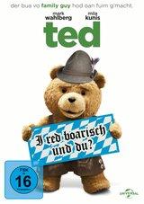 Ted - I red boarisch - und du? Poster