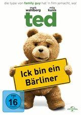 Ted - Ick bin ein Bärliner Poster