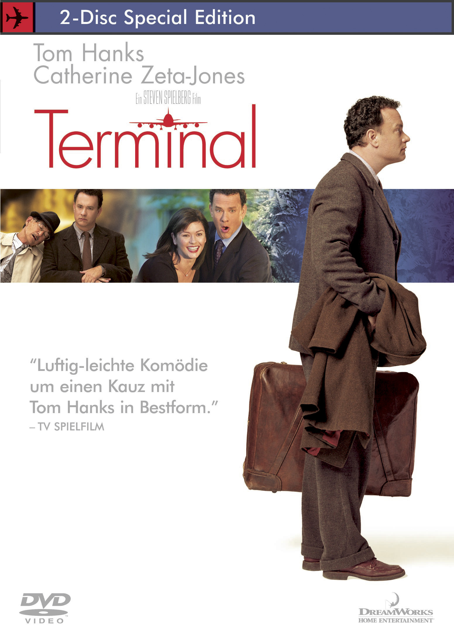 Terminal (Special Edition, 2 DVDs) Poster