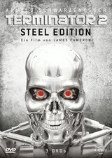 Terminator 2 (Steel Edition, 3 DVDs) Poster
