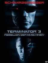 Terminator 3 - Rebellion der Maschinen (Steelbook) Poster