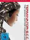 Terminator - The Sarah Connor Chronicles: Die komplette erste Staffel (3 DVDs) Poster