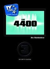 The 4400: Die Rückkehrer - Die dritte Season (4 DVDs) Poster