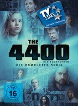 The 4400: Die Rückkehrer - Die komplette Serie (15 Discs) Poster