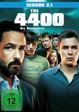 The 4400: Die Rückkehrer - Season 2.1 (2 Discs) Poster