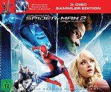 The Amazing Spider-Man 2: Rise of Electro (Blu-ray 3D, Limited Edition, 3 Discs, + Figurine) Poster