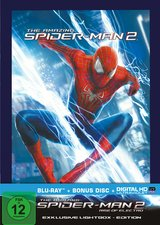 The Amazing Spider-Man 2: Rise of Electro (Limited Edition, 2 Discs, Lightbox) Poster