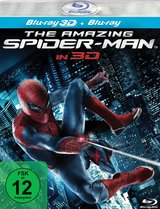 The Amazing Spider-Man (Blu-ray 3D, 2 Discs) Poster