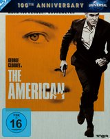 The American (Steelbook) Poster