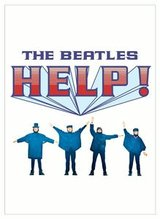 The Beatles - Help (2 DVDs, Deluxe Edition) Poster
