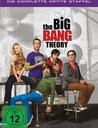 The Big Bang Theory - Die komplette dritte Staffel (3 Discs) Poster