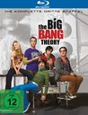The Big Bang Theory - Die komplette dritte Staffel Poster