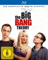 The Big Bang Theory - Die komplette erste Staffel (2 Discs) Poster