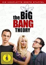 The Big Bang Theory - Die komplette erste Staffel Poster