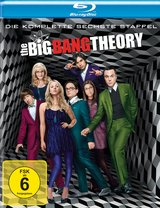 The Big Bang Theory - Die komplette sechste Staffel (2 Discs) Poster
