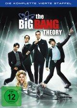 The Big Bang Theory - Die komplette vierte Staffel Poster