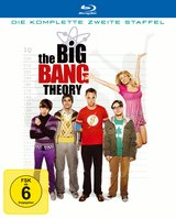 The Big Bang Theory - Die komplette zweite Staffel (2 Discs) Poster