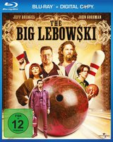 The Big Lebowski (+ Digital Copy) Poster