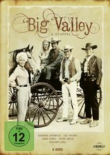 The Big Valley - 2. Staffel (8 Discs) Poster