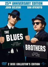 The Blues Brothers (25th Anniversary Collector's Edition, 2 DVDs) Poster