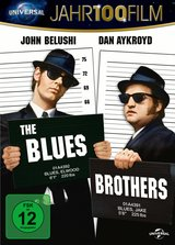 The Blues Brothers (Jahr100Film) Poster