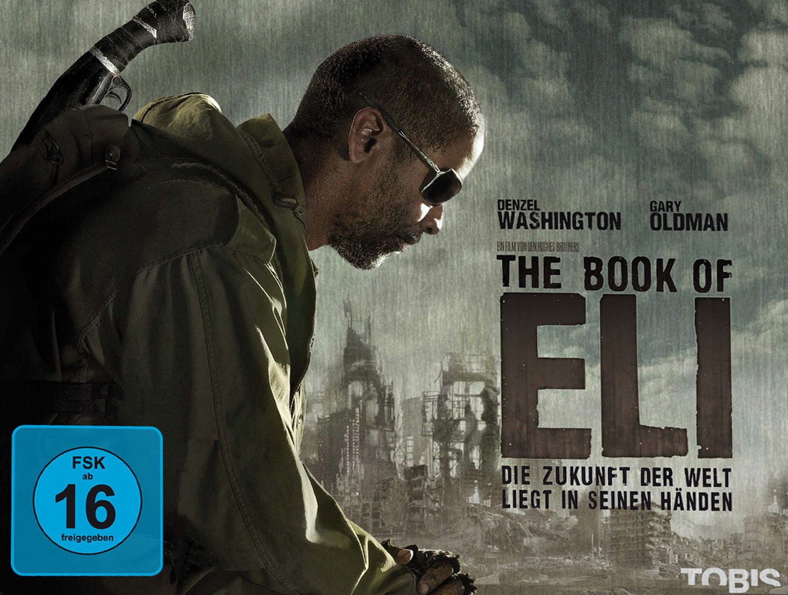 The Book of Eli (Limited Edition, Quer-Steelbook) Poster