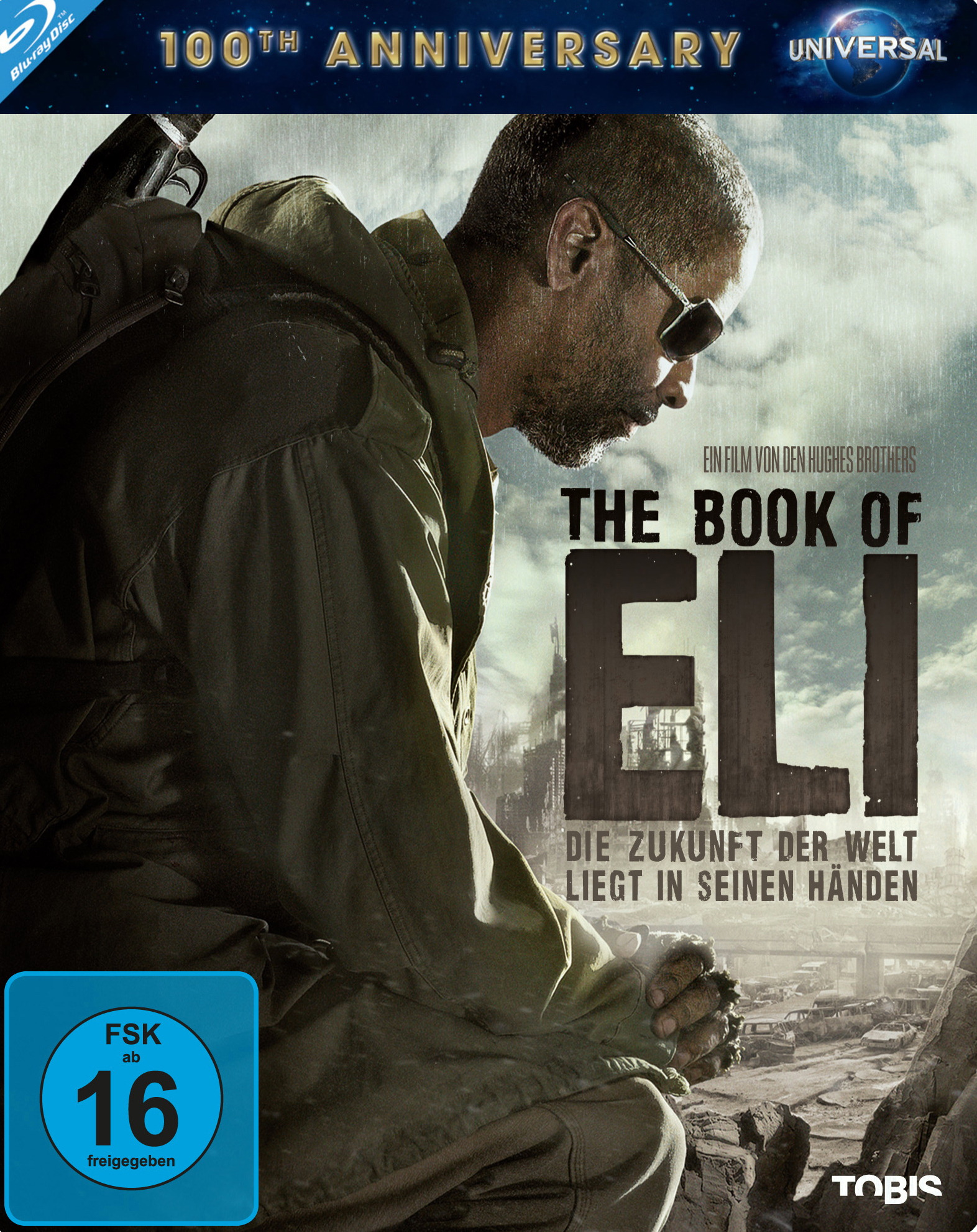 The Book of Eli (Steelbook) Poster